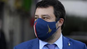 """Gregoretti, Salvini: """"Processo per aver difeso il mio Paese? Surreale"""""""