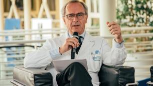 Il professore Guido Costamagna