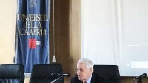 Antonio Baldassarre, presidente emerito della Corte Costituzionale