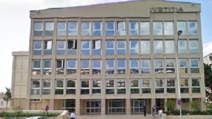 Il Palazzo di Giustizia di Lamezia Terme