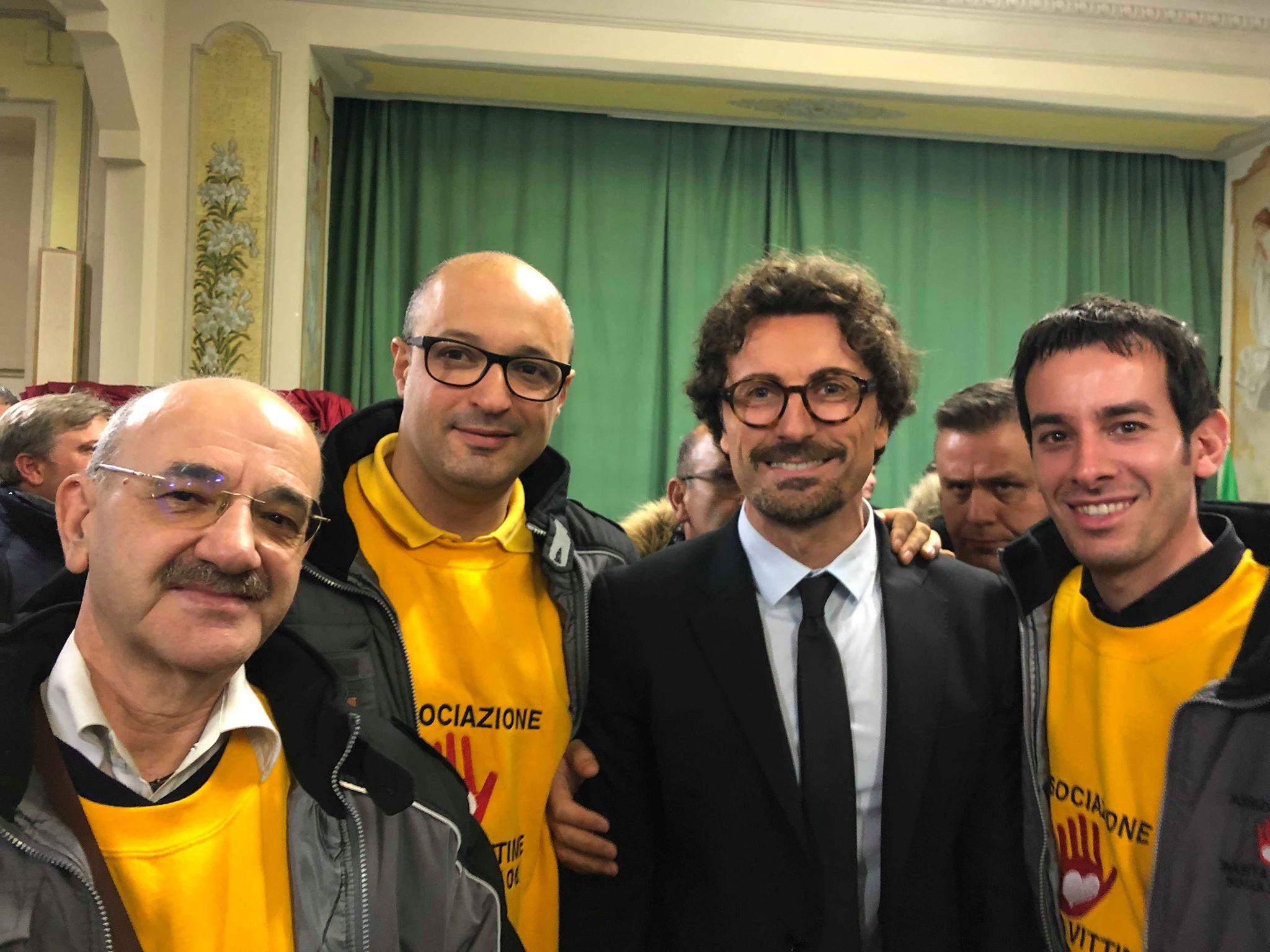 Genova, Toninelli: