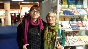 Claudia Papaleo e Ippolita Luzzo
