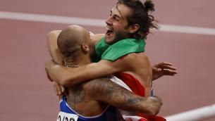 Jacobs e Tamberi d'oro, la notte incredibile dello sport italiano