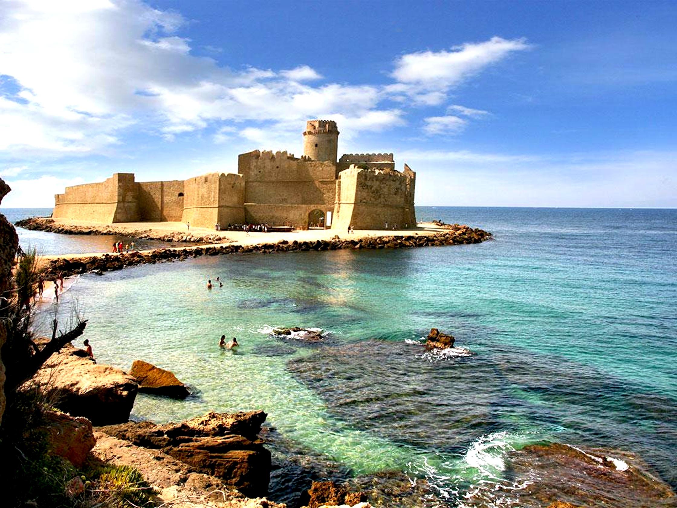 Le Castella di Isola Capo Rizzuto (KR)
