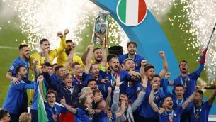L'Italia vola negli ascolti tv, 18 milioni per la vittoria della Nazionale