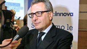 Mario Caligiuri, professore e direttore del Master in Intelligence