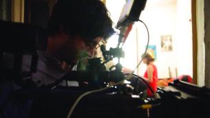 Il regista Mario Vitale