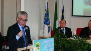 A DX Vincenzo Massara - presidente MCL Calabria