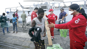 migranti-sbarcati