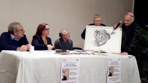Federico Arcuri, Saveria Maria Gigliotti, Rocco Mangiardi, Agnese Moro, Francesco Antonio Caporale