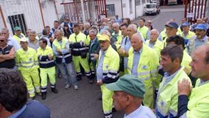 multiservizi-operai-sciopero
