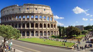 Il Colosseo, il luogo della cultura più visitato nel 2017