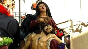 Nocera Terinese - Processione del Venerdì Santo