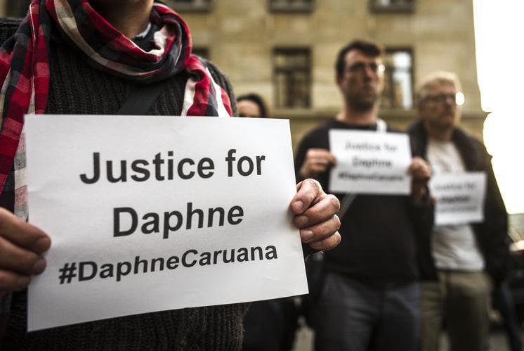 Omicidio Caruana Galizia, un imputato si dichiara colpevole