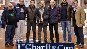 Gli organizzatori di Charity Cup