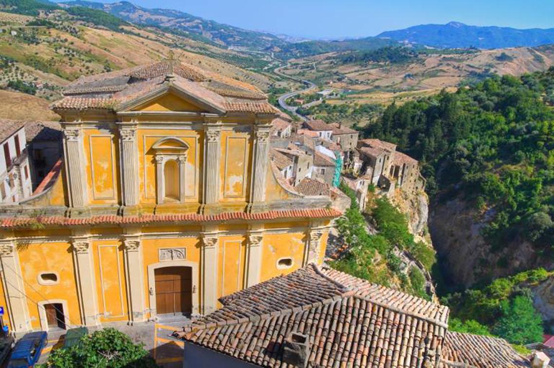 La Chiesa Madre di Oriolo (Cosenza)