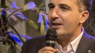 Il consigliere regionale Orlandino Greco