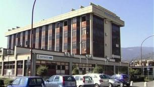 La sede del Comune di Lamezia Terme