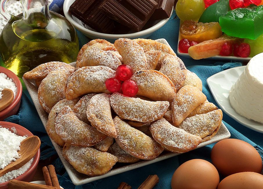Natale in Calabria l\u0027antica ricetta dei «chinulilli» (ravioli dolci fritti)