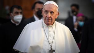 Papa arrivato a Najaf, città santa agli sciiti