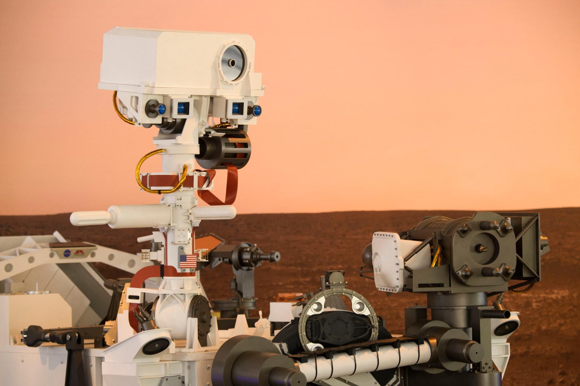 Perseverance è su Marte, ora caccia a tracce di vita