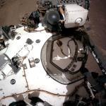 Perseverance su Marte, il video dell'atterraggio
