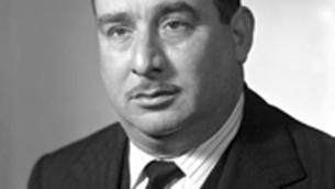 Il senatore Arturo Perugini