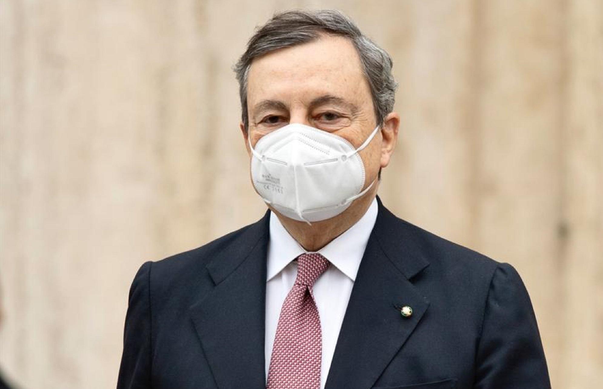 Pnrr, cabina di regia e Merkel: la giornata di Draghi
