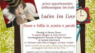 primo app. ladies tea time volantino