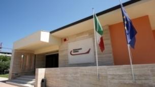 La sede di Uniocamere Calabria a Lamezia Terme