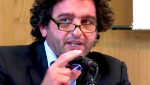 Prof. Francesco Aiello, docente Unical