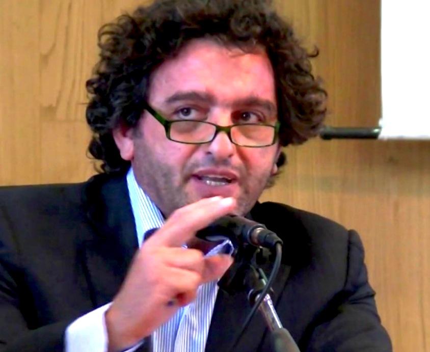 Prof. Francesco Aiello, docente Unical