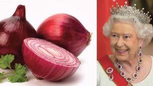 regina e cipolle