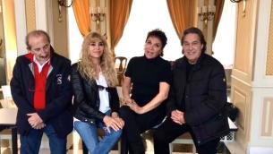 """Ricchi e Poveri: """"Sanremo ci ha visto litigare e fare pace, per noi quel palco è tutto"""""""