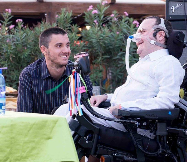 Marco Cavaliere e Antonio Saffioti