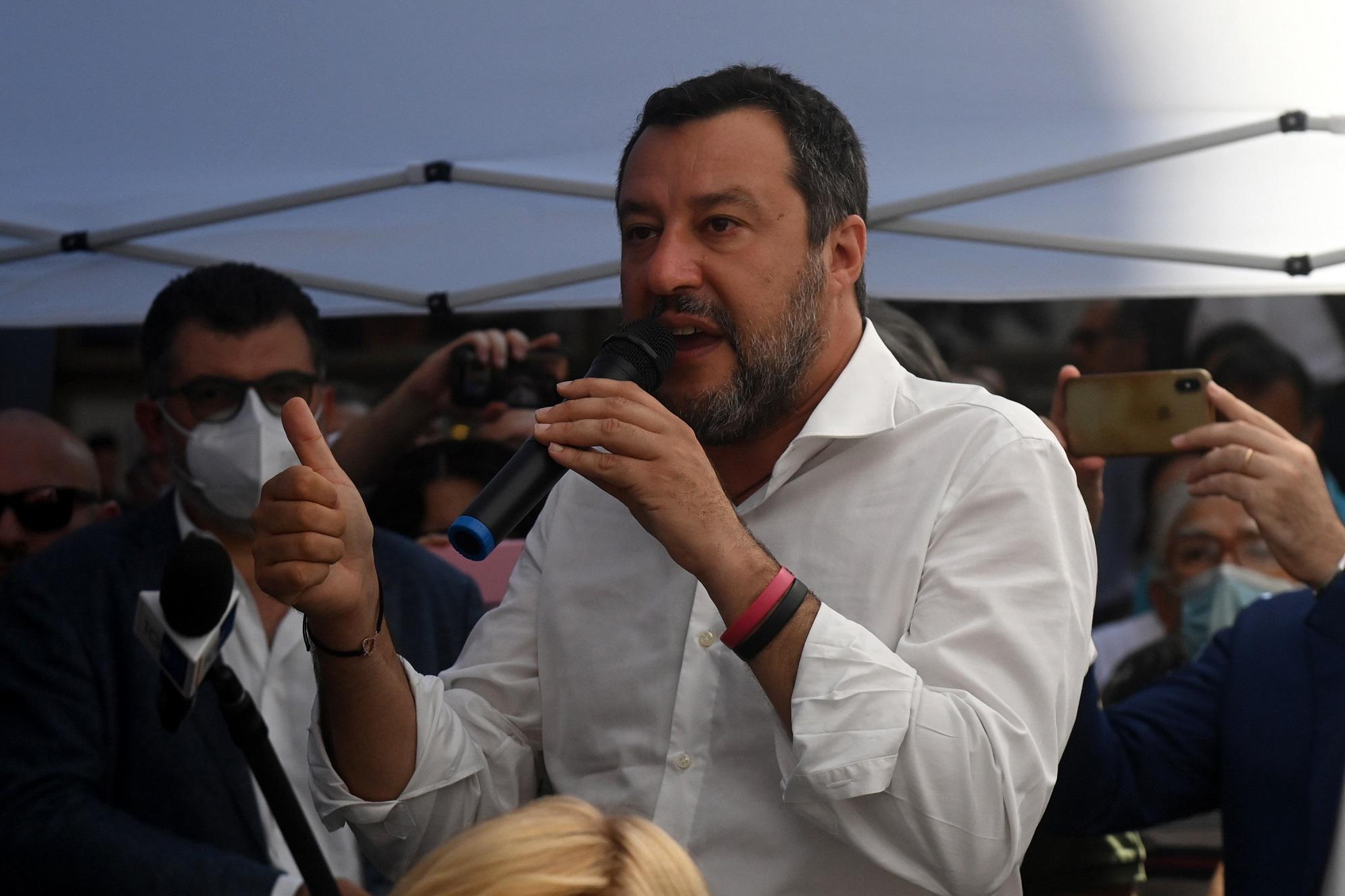 """Salvini: """"Nomina Fornero? La Lega non ci sta"""""""