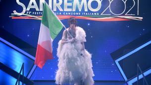 """Sanremo 2021, Achille Lauro: """"Stasera chiudo con mio brano"""""""