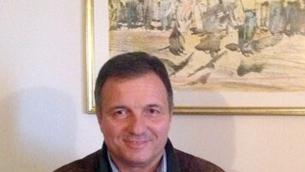 Pino Scarpelli, segretario regionale Prc Calabria