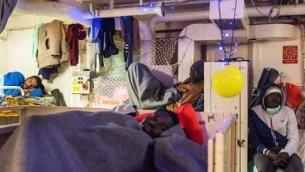 49 migrants stranded on NGO rescue ships of Maltese coast