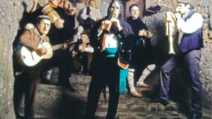 Carnevale di Castrovillari - la «serenata savuzizza»