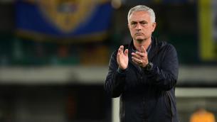 """Serie A, Verona-Roma 3-2, Mourinho: """"Persa una partita, non dieci"""""""