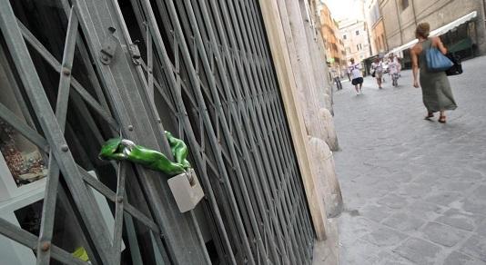 Roma: negozi aperti nelle vie dello shopping