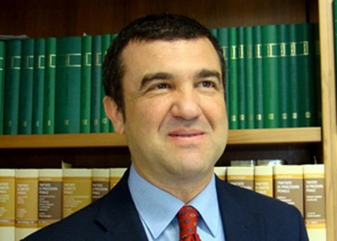 L'avvocato Giuseppe Spinelli