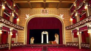 Il teatro Grandinetti