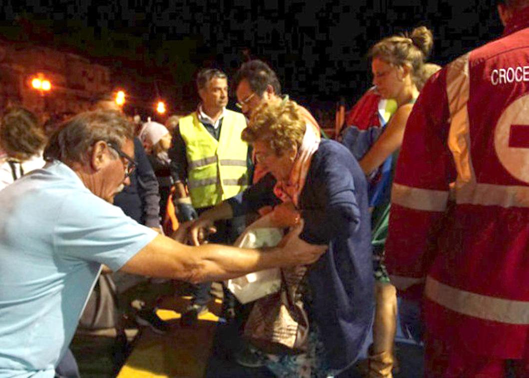 Ischia, Protezione civile: