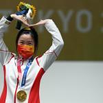 Tokyo 2020, primo oro alla cinese Yang