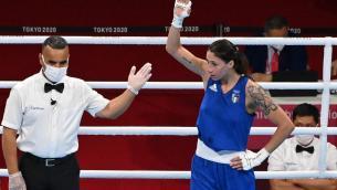 Tokyo 2020, Testa nella storia: prima medaglia da boxe femminile