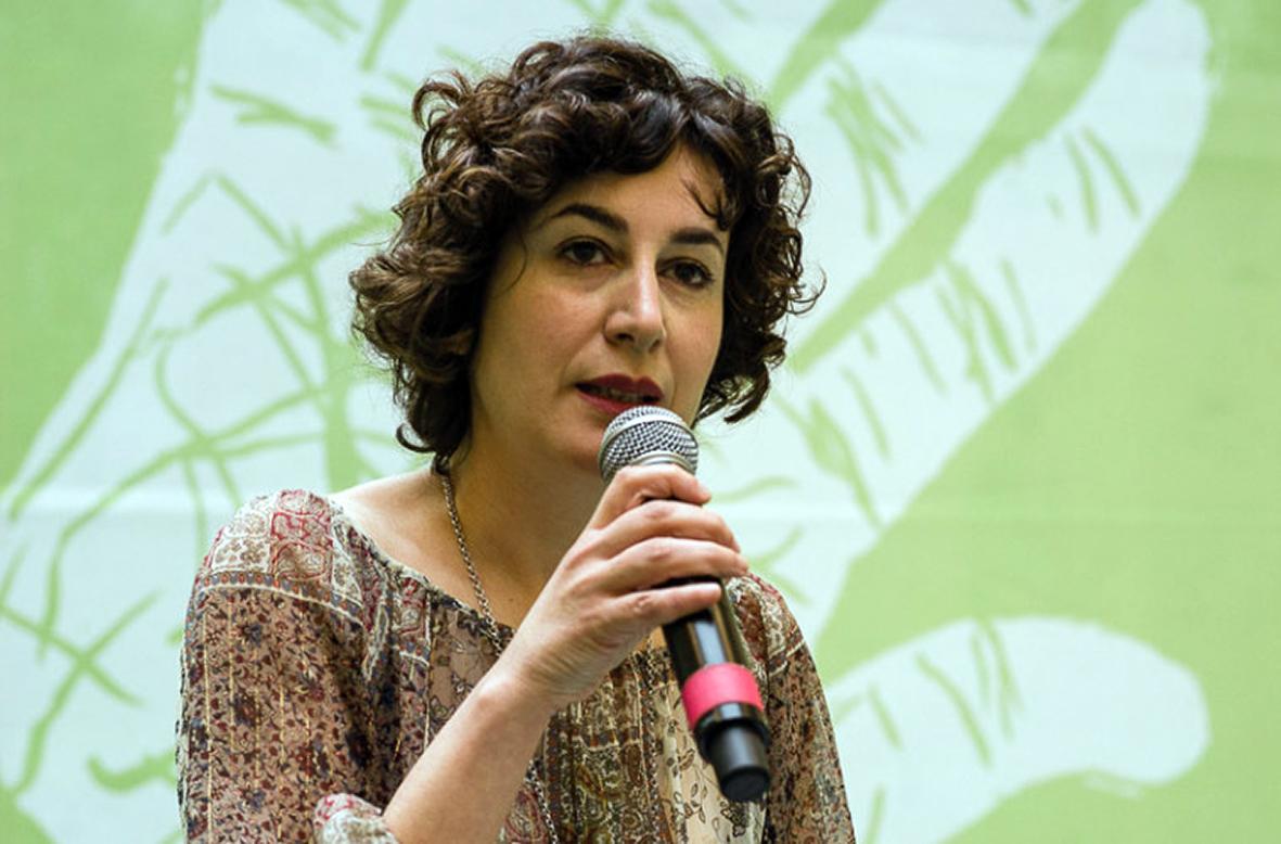 La giornalista Alessia Truzzolillo