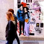 Murale opera di Tvboy