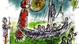Ulisse di  Marc Chagall